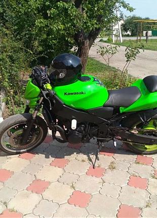 Kawasaki zx6r 1997
