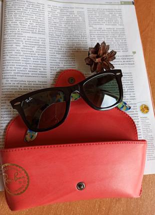 Солнцезащитные очки Ray Ban Вайфарер (оригинал)