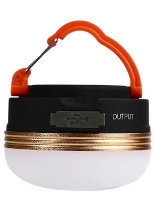 Светильник-зарядка для кемпинга Aukelly павербанк фонарь палатки