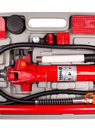 Растяжка гидравлическая 4тонны для кузовных работ Vorel 80402