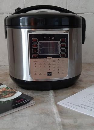 Нова мультиварка Mirta MC-2211