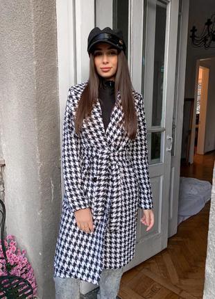 Супер пальто на подкладке