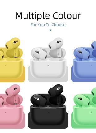 Беспроводные наушники Air Pro 3 в стиле Apple AirPods сенсорные
