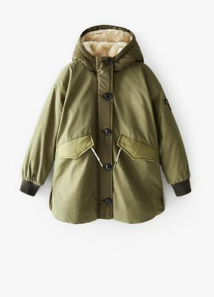 Новая женская куртка zara xs s жіноча куртка zara xs s парка zara