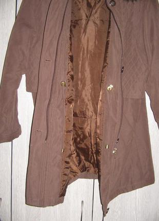 Куртка новая зимняя канада elegance