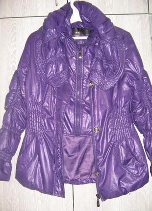 Куртка  classic only  сиреневая