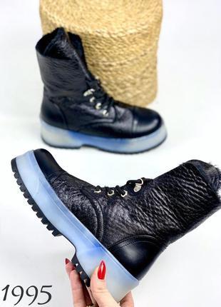 """Ботинки """" комета """" зимние."""