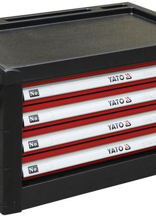 Инструментальная тумба Yato YT-09152 для стола YT-08920