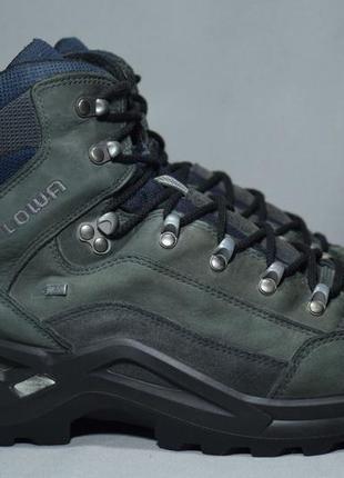 Lowa renegade gtx gore-tex mid ботинки мужские трекинговые сло...