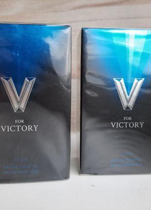 Туалетная вода avon victory