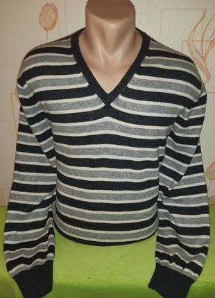 Мериноса +кашемир люкс пуловер paul rosen heritage, оригинал, ...