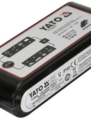 Зарядное устройство для автомобиля Yato YT-83032