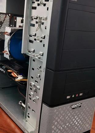 Игровой ПК комп компьютер i5/16gb/500gb/rx470 4gb