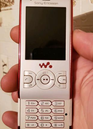Мобильный телефон Sony Ericsson W595 (Germany)