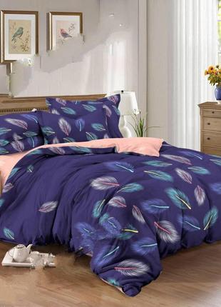 Комплект постельного белья бязь жарптица полуторный двуспальны...