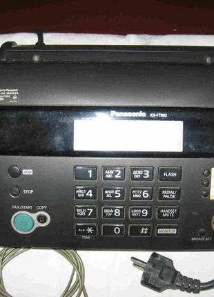 "Телефон-факс (факсимильный аппарат) ""Panasonic KX-FT982UA"""