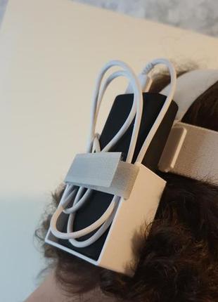 Держатель аккумулятора Oculus Quest 2 под любой размер вашего АКБ