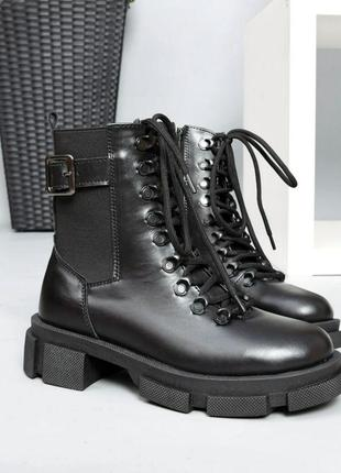 Ботинки лак кожа в наличии 👍
