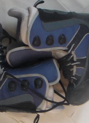Ботинки сноуборд лыжные snowboard боты сапоги сноубордические