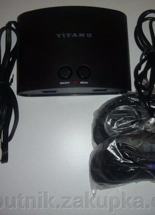Игровая приставка Sega Magistr Titan 2 (200игр денди 8бит+200 игр