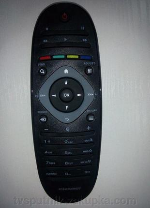 Пульт для телевизоров Philips RC242254990301 (LED)