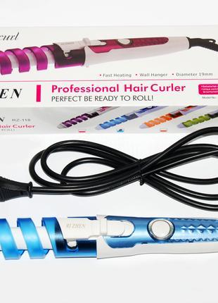 Спиральная плойка для волос RIZHEN RZ - 118