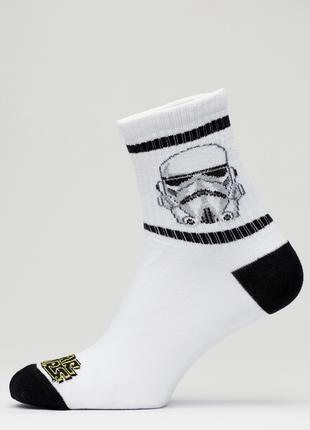 "Подарочный набор мужской носки 3 шт ""star wars"" rock'n'socks"