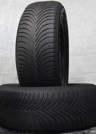 225/55 R17 Michelin Alpin 5 Зима Замена: 215/60/17 235/50/17