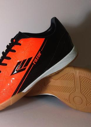 Футбольные футзалки Restime 44,45,46 размеры, кроссовки