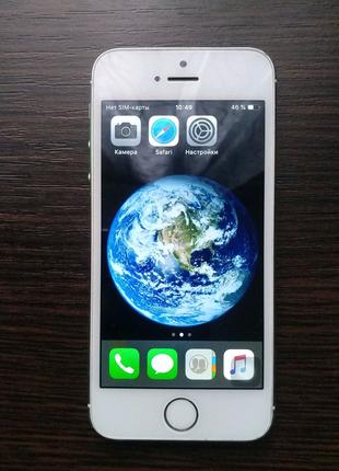 Продам телефон Iphone 5s