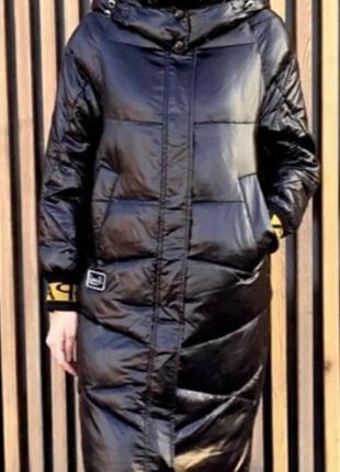 Женский пуховик зима китай , удлинённое стеганое пальто