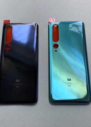 Xiaomi Mi 10 задняя крышка стекло mi10 сервісна кришка OEM зад