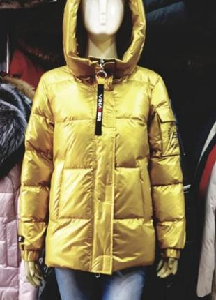Женский стеганый пуховик зима, куртка китай тинсулейт