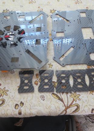 Рама карбоновая для квадрокоптера / октокоптера