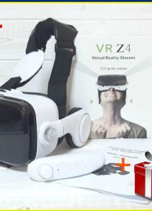 Окуляри віртуальної реальності BoboVR Z4 з навушниками (очки в...
