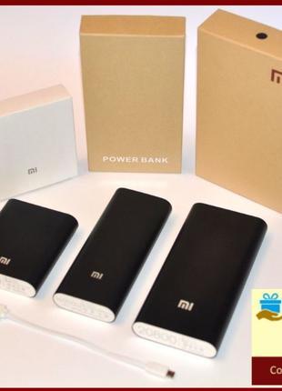 Хит! Xiaomi Mi Power Bank на 10400/12000/16000/20800mah/. Пове...