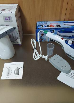 Ручной отпариватель для одежды Аврора (Avrora A7) и Тоби (Tobi...