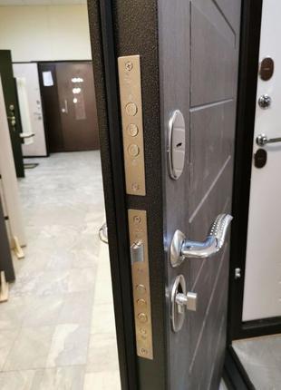 Двери входные металл, мдф