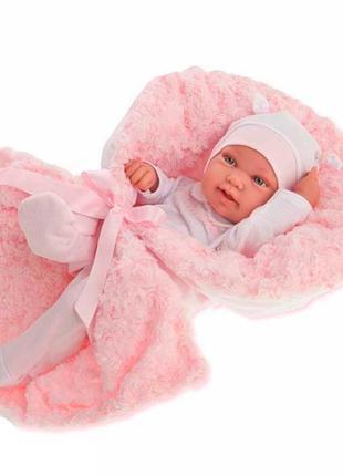 Кукла младенец Pipa реборн 42см, Antonio Juan 5006