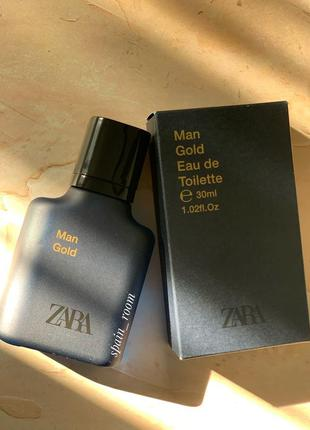 Мужские духи zara gold /чоловічі парфуми/парфюм/туалетная вода
