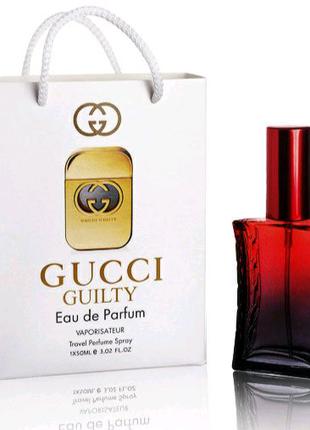 Gucci Guilty Pour Femme (Гуччи Гилти пур фемм) в подарочной упако