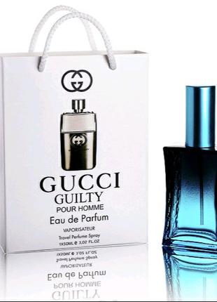 Gucci Guilty Pour Homme (Гуччи Гилти Пур Хом) в подарочной упаков