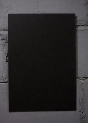 Грифельна доска с мелом 1200 * 840 мм.