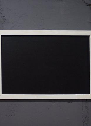 Доска меню меловая, доска для мела 840х1200