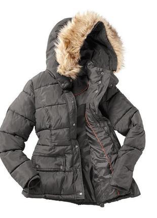 Теплая куртка-парка от tcm tchibo