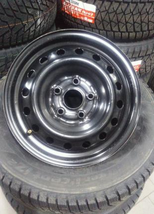 R15 5 114.3,диски металеві
