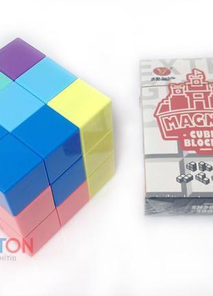 Кубик Сома с магнитами YJ magnetic puzzle