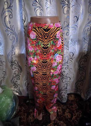 Очень красивая юбка в пол для высокой девушки pretty little think