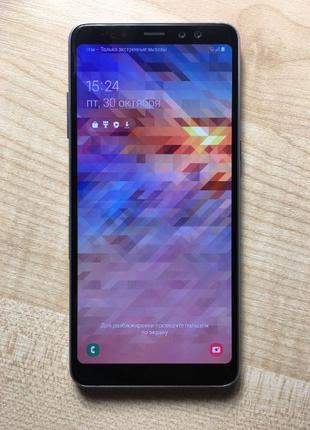 Смартфон Samsung Galaxy A8 Plus A730F (39620)