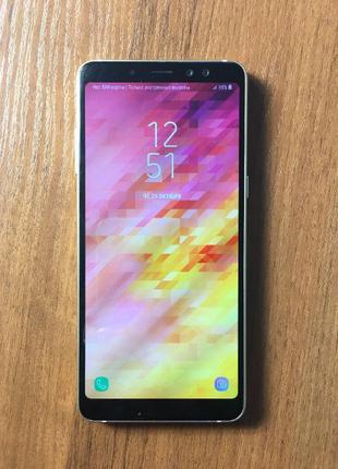 Смартфон Samsung Galaxy A8 Plus A730F (52195)